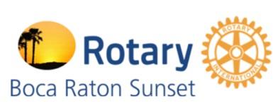 Boca Raton Sunset logo