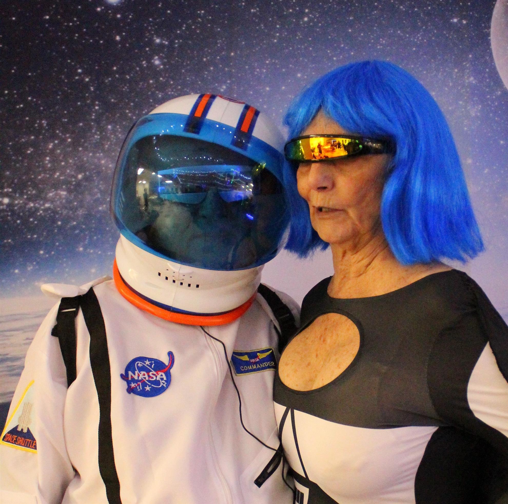 Dr. & Mrs. Burnside