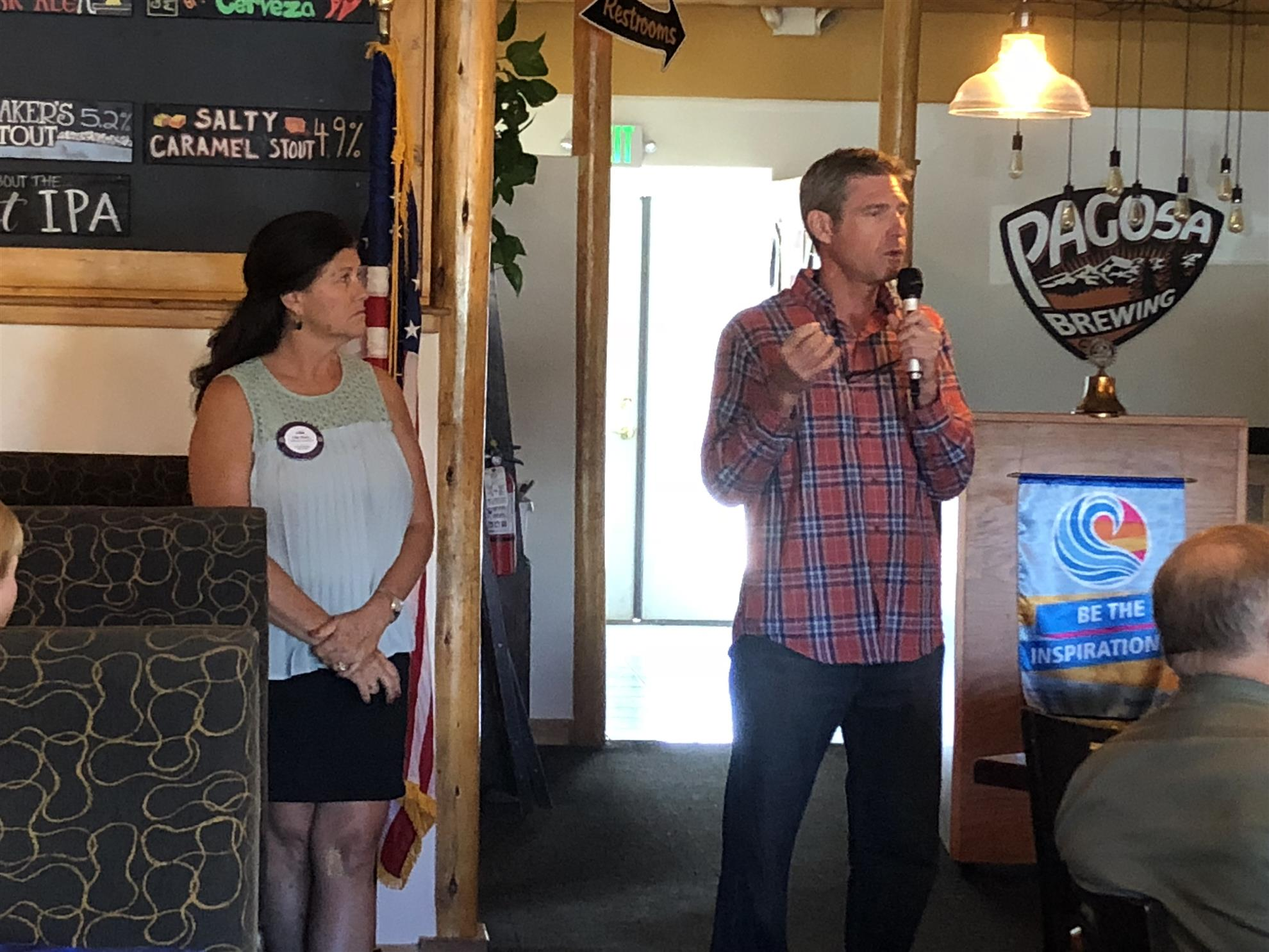 Stories Rotary Club Of Pagosa Springs Refill Leivy Goatamp039s Milk Shower Cream With The Help Lisa Scott Was Present To Discuss November Ballot Question That Would Authorize A So Call Mill Levy Override Seeks