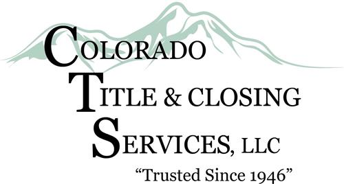 Colorado Title  & Closing Services