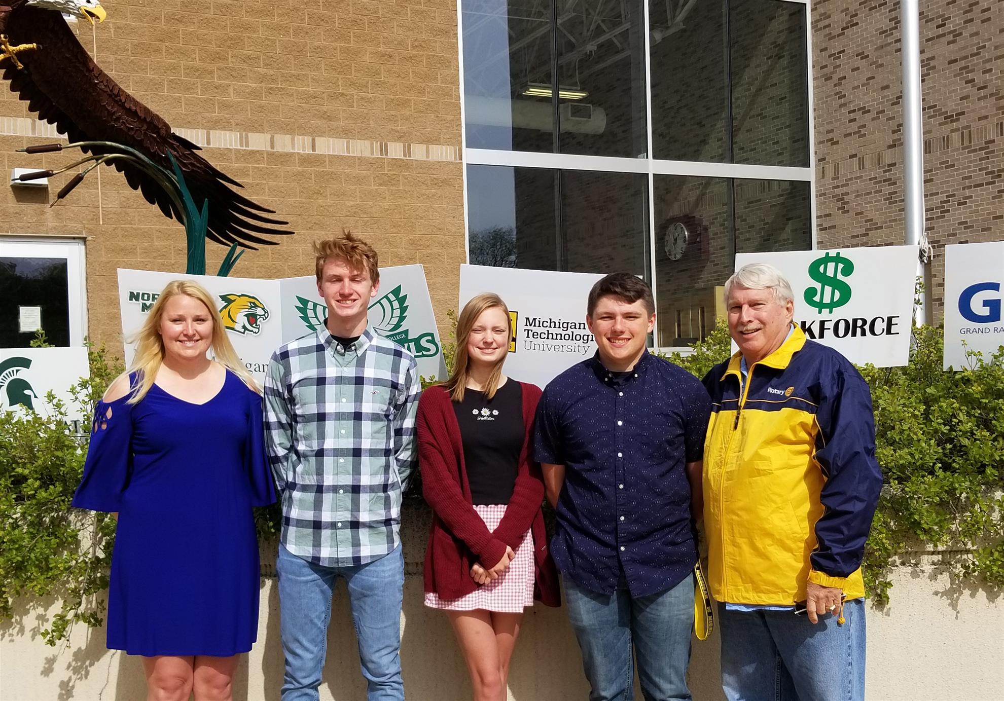 Bellaire Scholarship Recipients