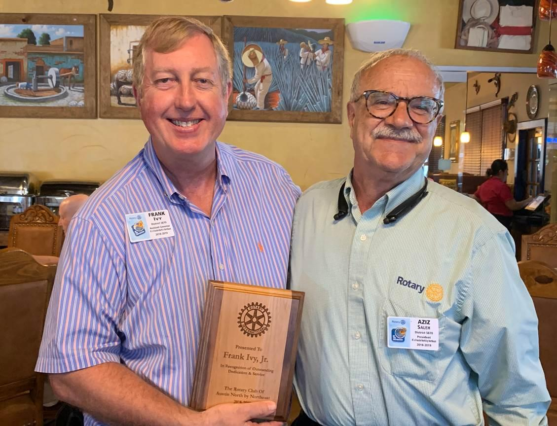 Stories | Rotary Club of Austin, North by Northeast