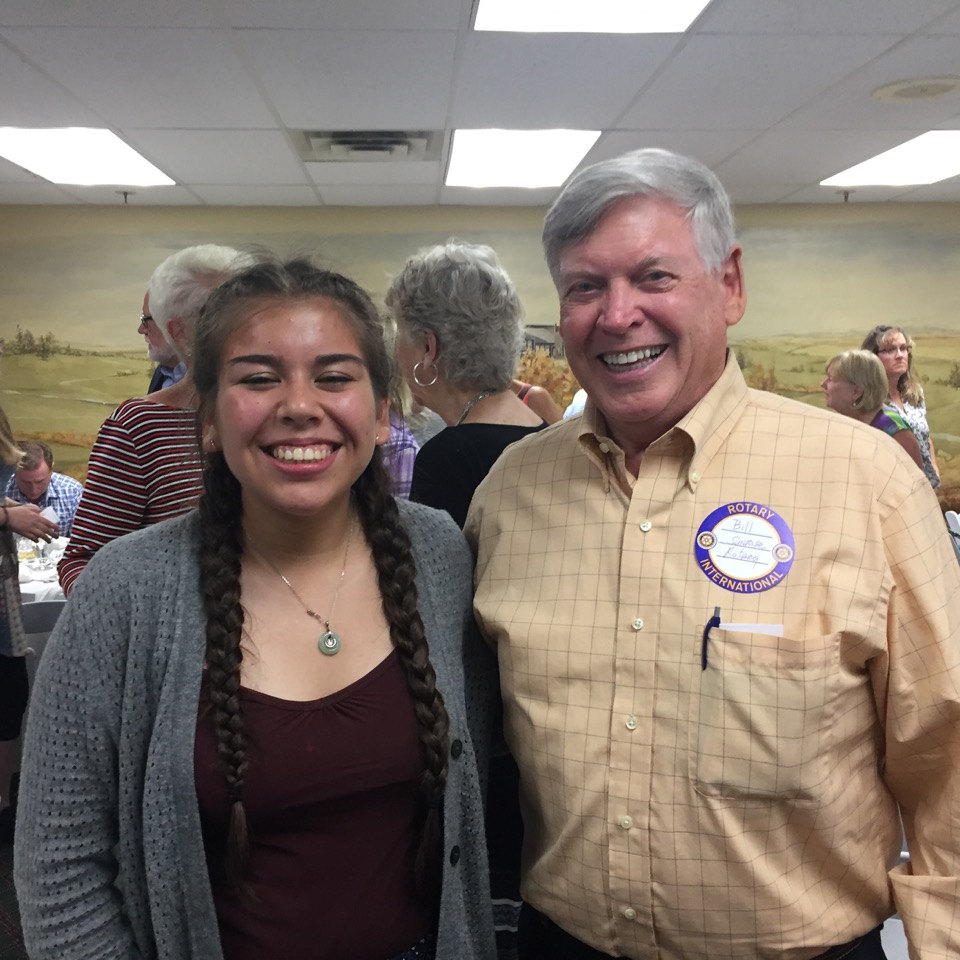 RYLA 2016 Isabella Ramos | Rotary Club of Highlands Ranch Satellite