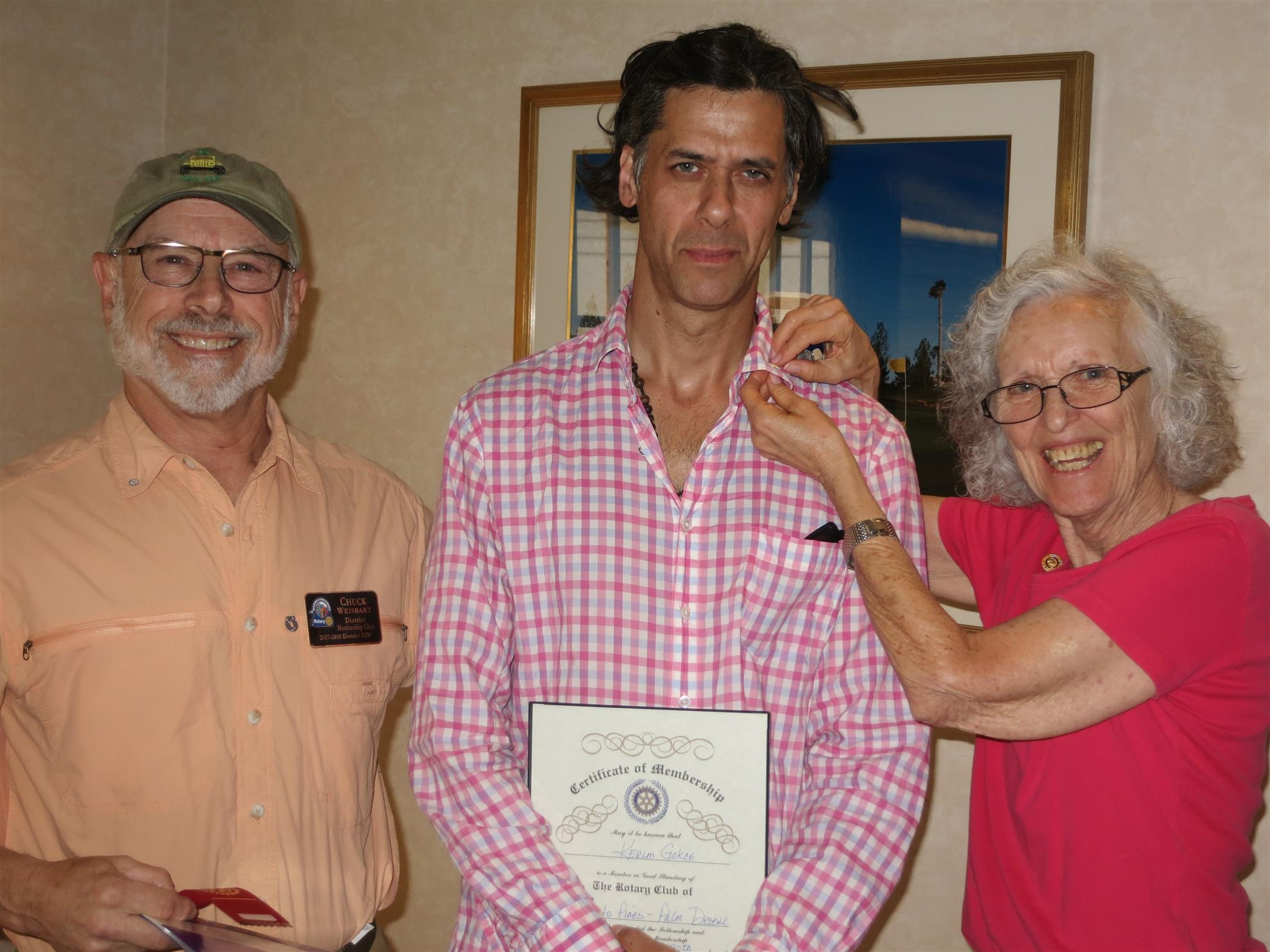 Stories | Rotary Club of Palm Desert Palms to Pines