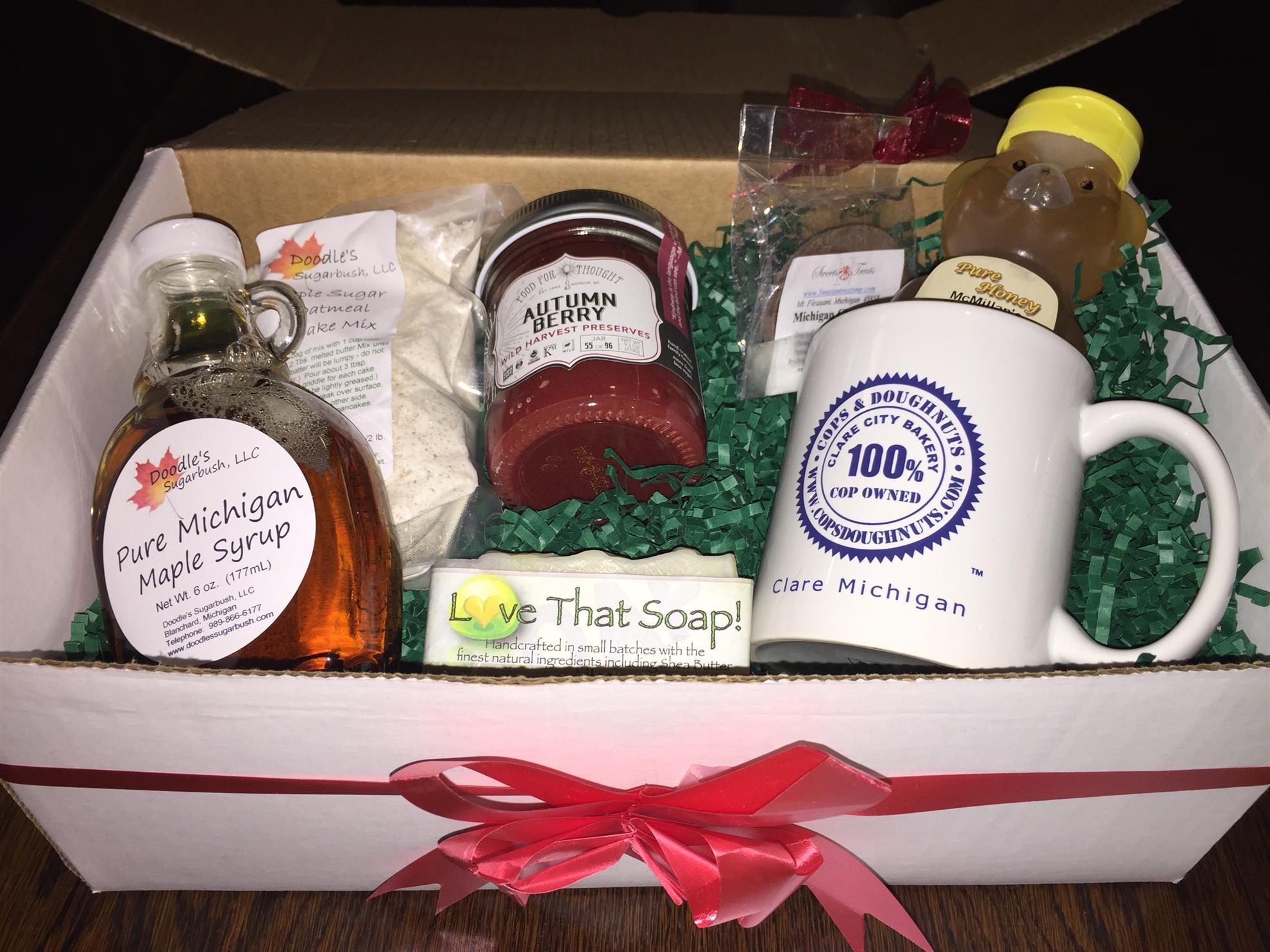 2016 Heart of Michigan Gift Box