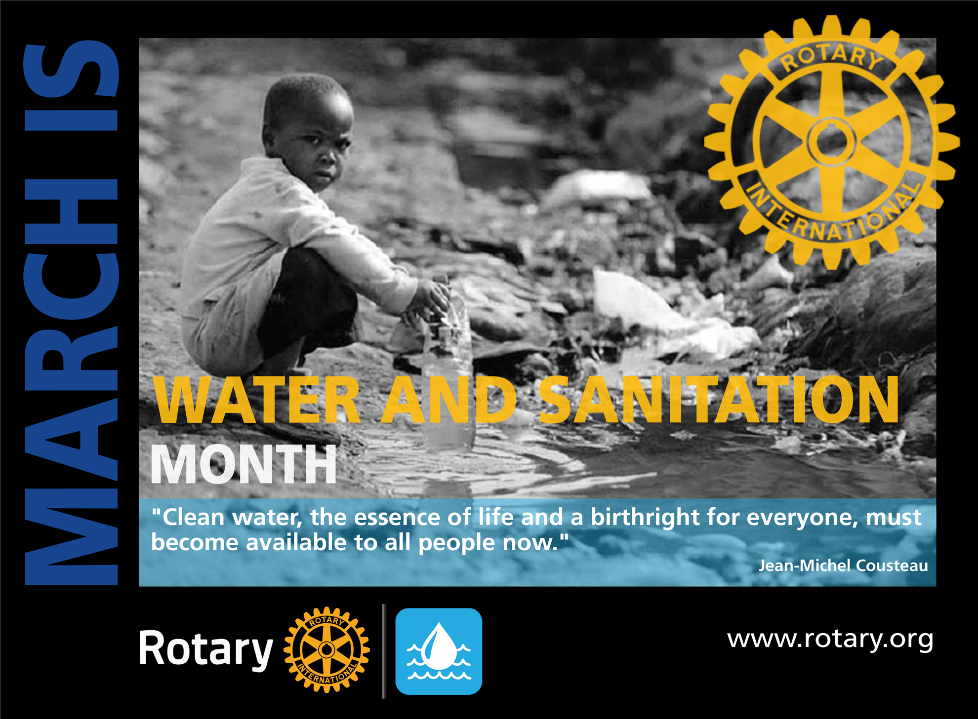 Image result for rotary theme of march