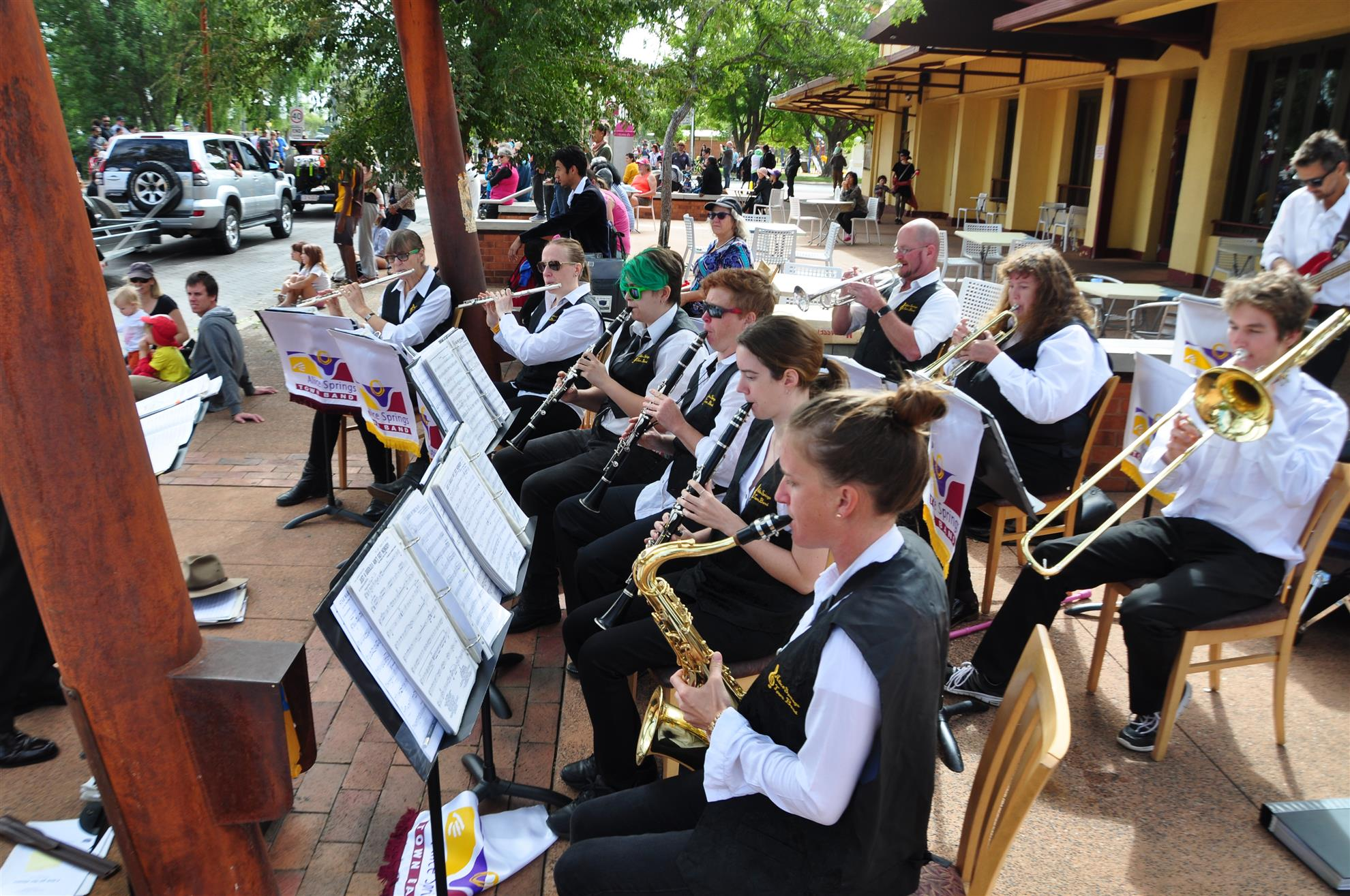 Alice Springs Town Band