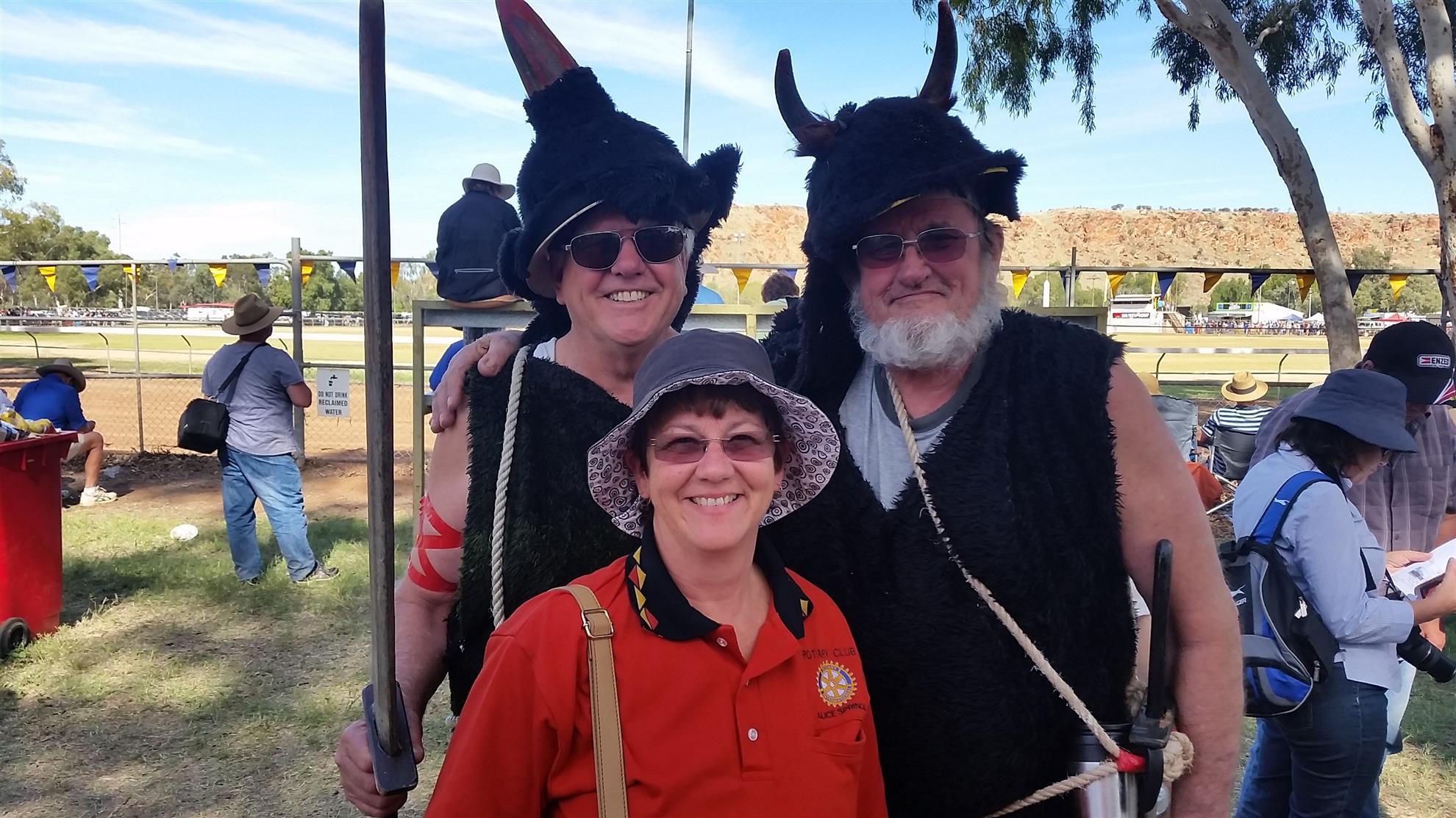 Viking elders!