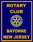 bayonne rotary club banner