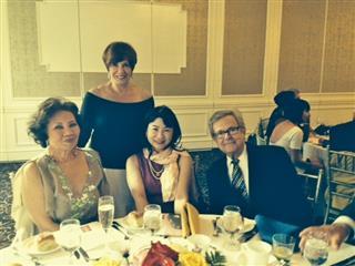 Susie, Joyce, Ikuyo, & John