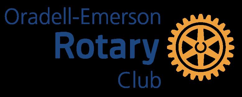 Oradell-Emerson logo