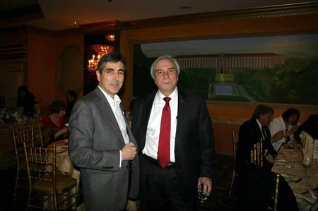PDG's Calisto Bertin and Joe Laureni