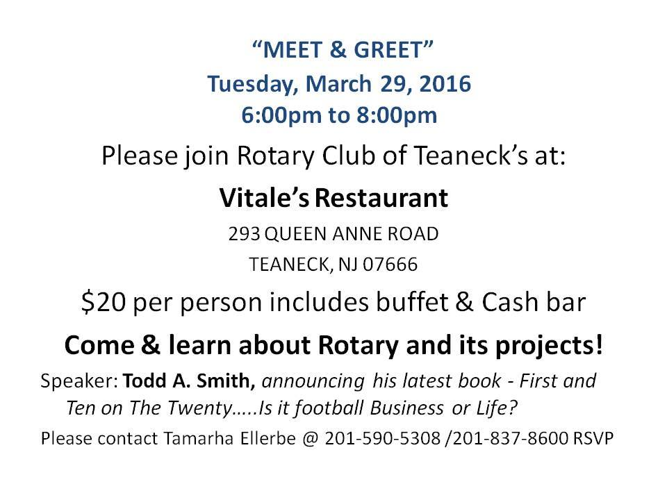 Meet greet rotary means business rotary club of teaneck meet greet rotary means business m4hsunfo
