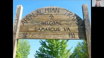 Appalachian Trail Talk