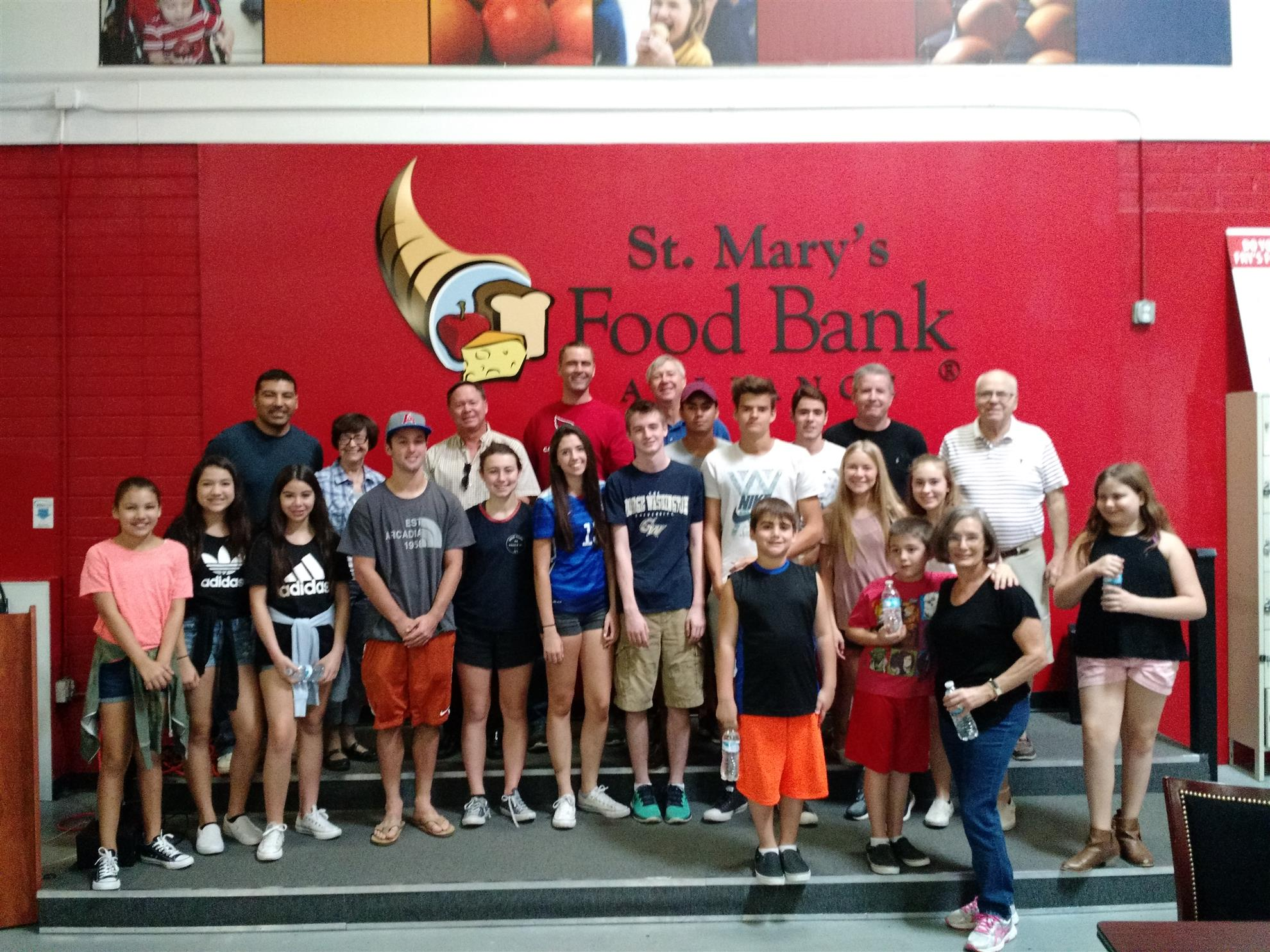 St Mary S Food Bank Phoenix