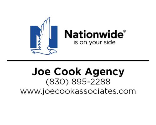 Nationwide Insurance (Joe Cook)