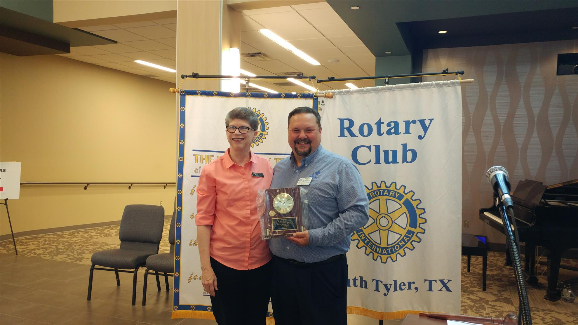 July 10th Meeting | Rotary Club of South Tyler