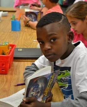 "Some Students say, ""This is my first book I can call my own!"""
