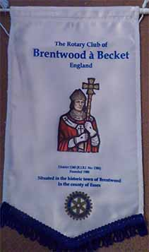Brentwood a Becket, England, UK