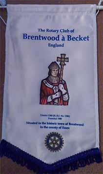 Brentwood a Becket, England, UK