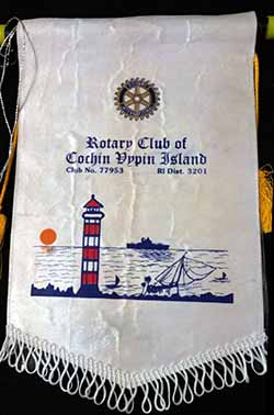 Cochin Vypin Island, India