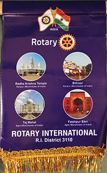 Rotary District 3110, India