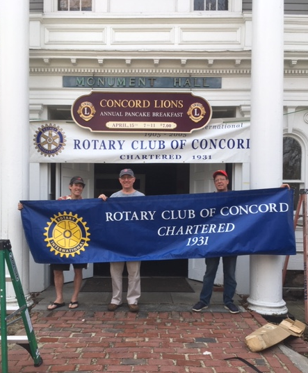 Stories | Rotary Club of Concord