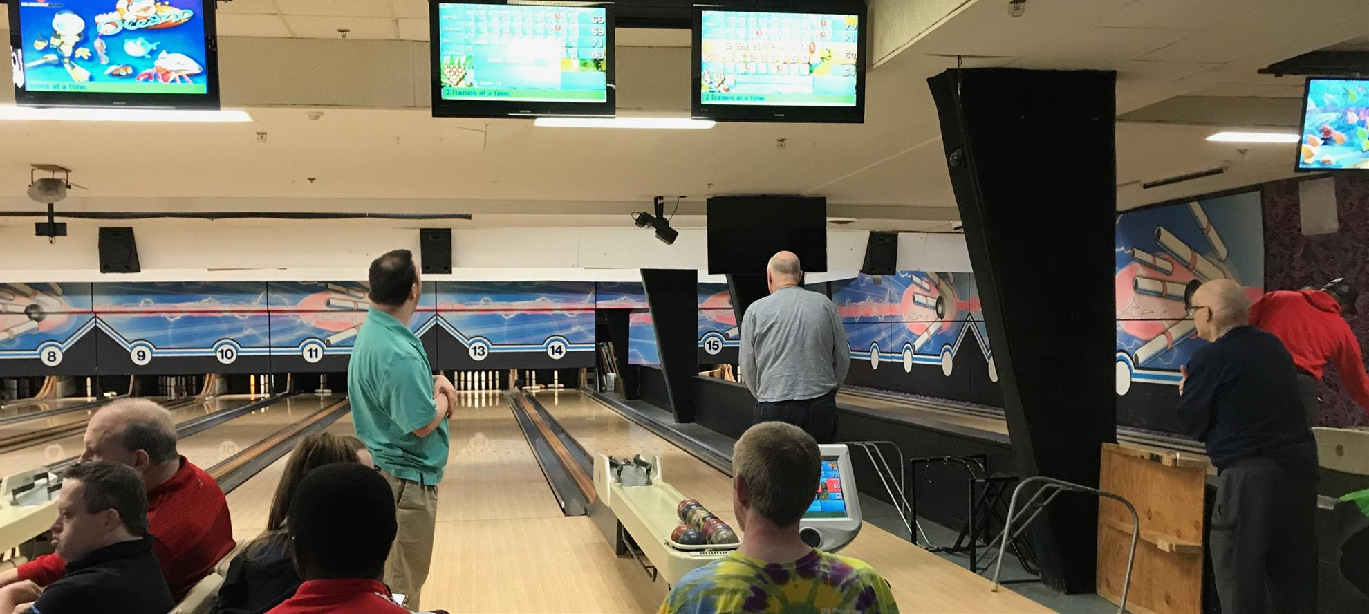 Bowling with Minuteman Arc