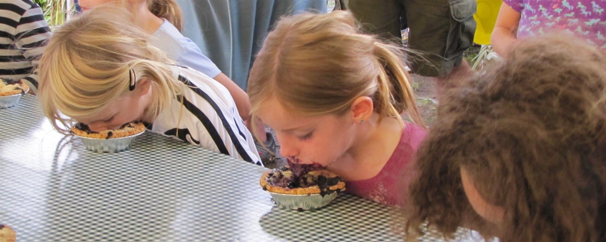 Oktoberfest Pie Contest