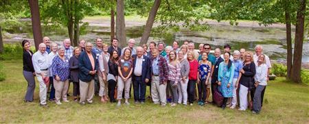 Happy Rotarians