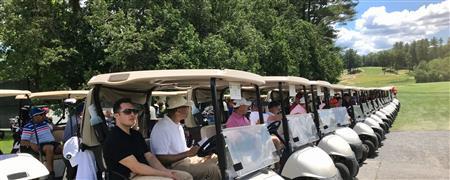 Golfing for Scholarships