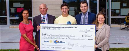 Scholarship Fund of Concord-Carlisle
