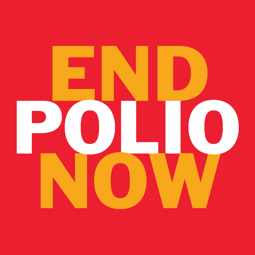 Join Rotary to Defeat Polio