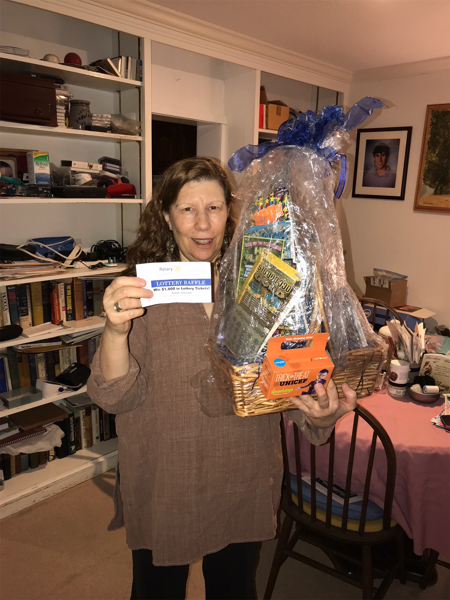 Stories rotary club of needham she bought her ticket from us at roche brothers and says she is going to spend what winnings she gets to help a brother in law purchase a prosthetic leg dailygadgetfo Images