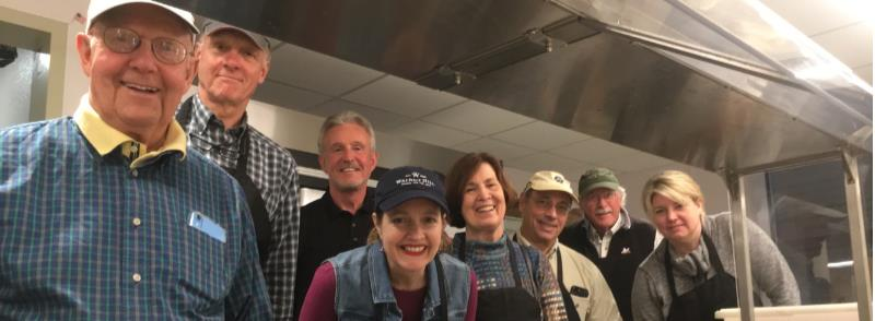 Serving the Veterans at The New England Center and Homes for Veterans