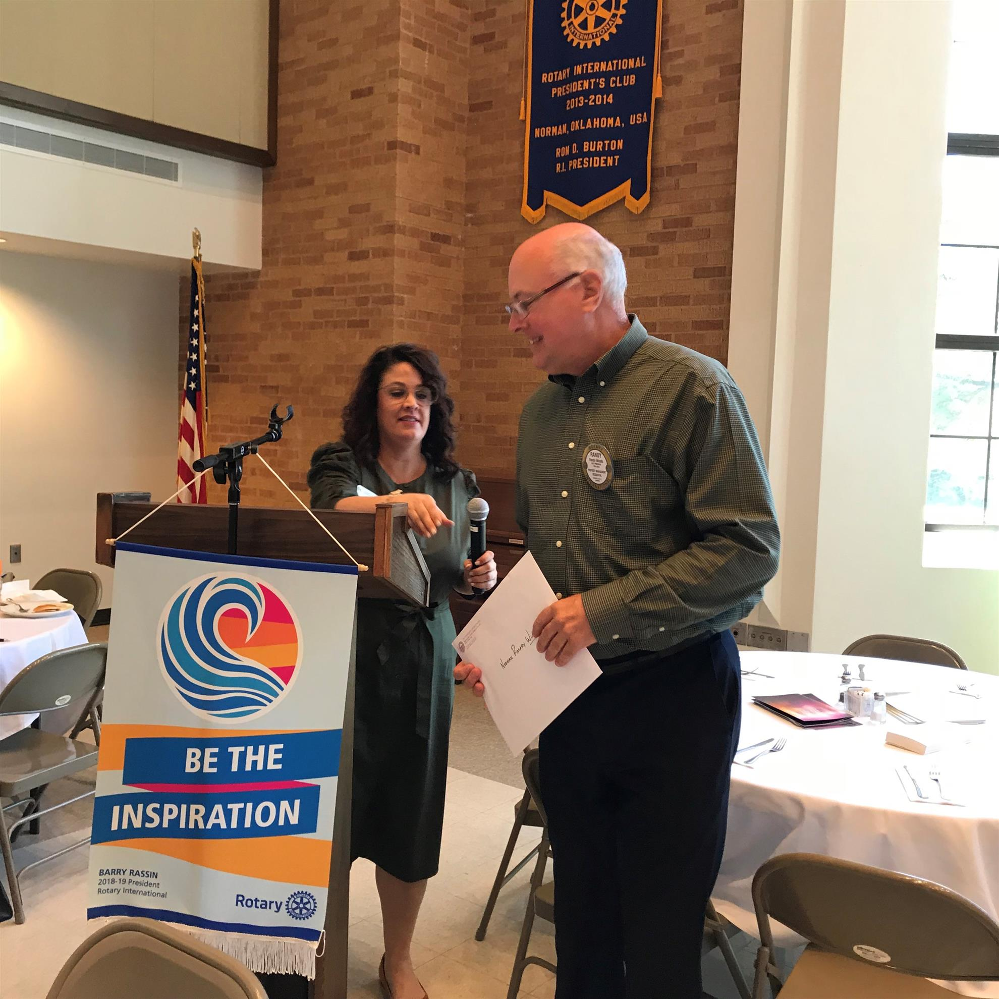 Stories   Rotary Club of Norman
