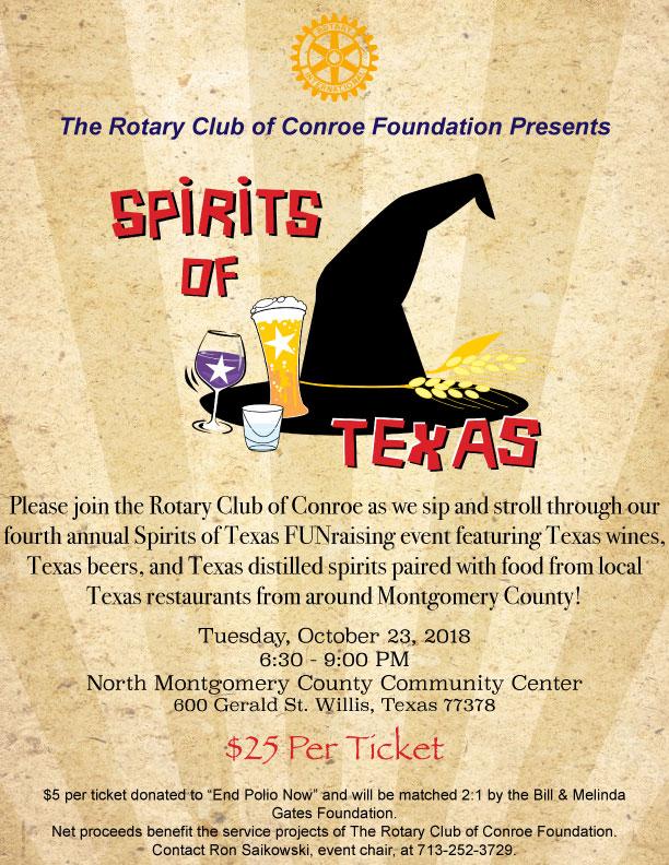 home page rotary club of conroe
