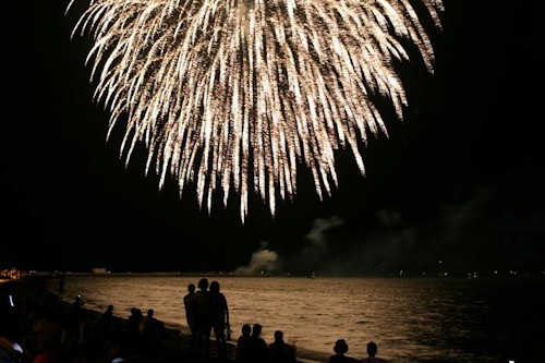 Key West 4th of July Fireworks