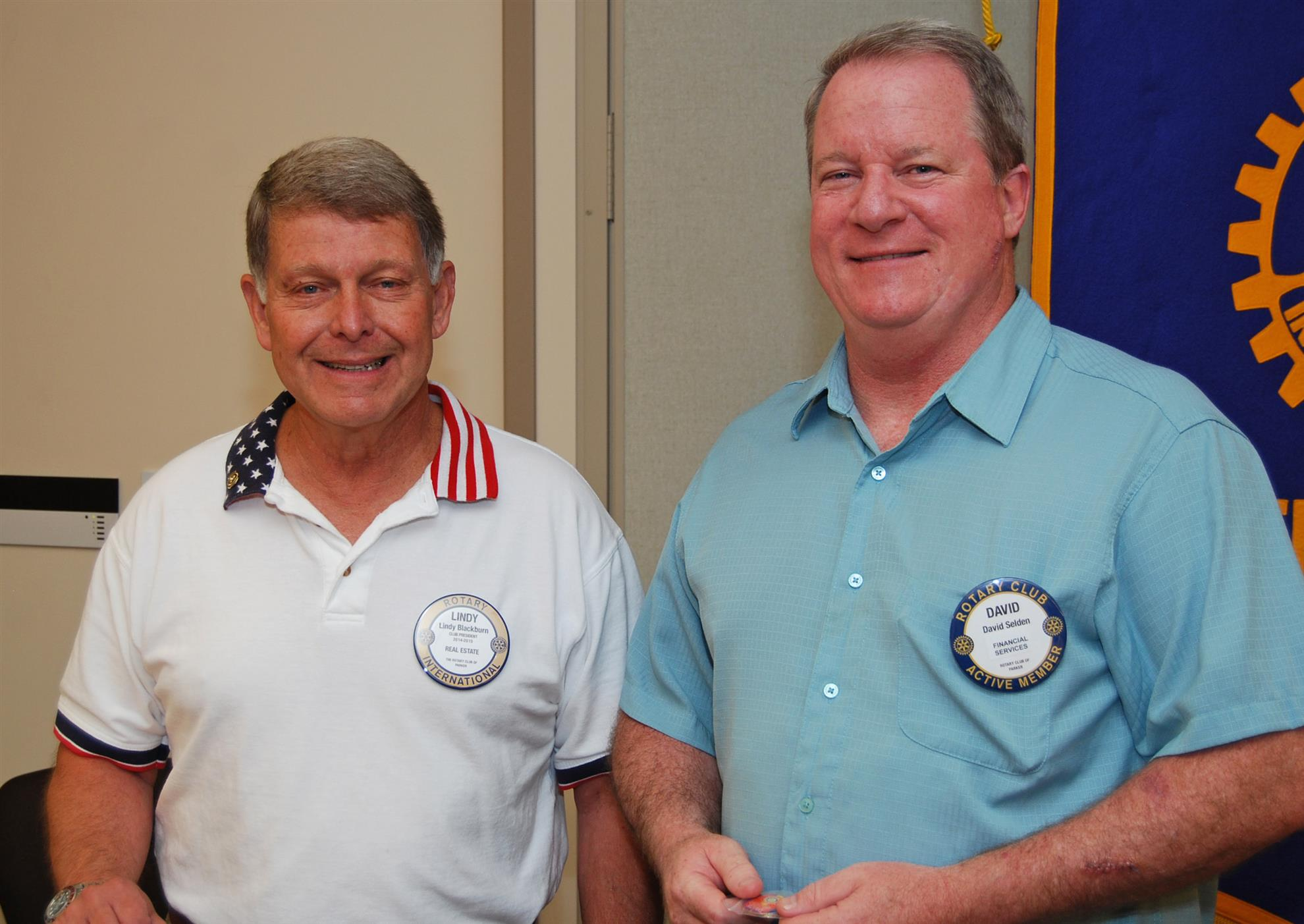2014 2015 Board Of Directors Rotary Club Of Parker
