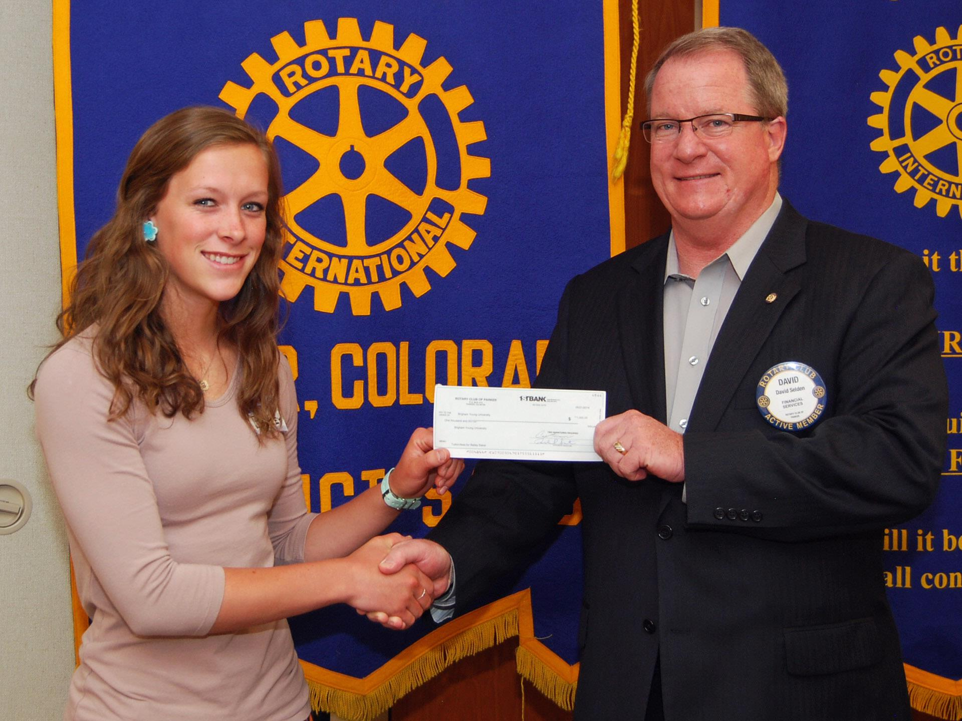 rotary club essay contest winners