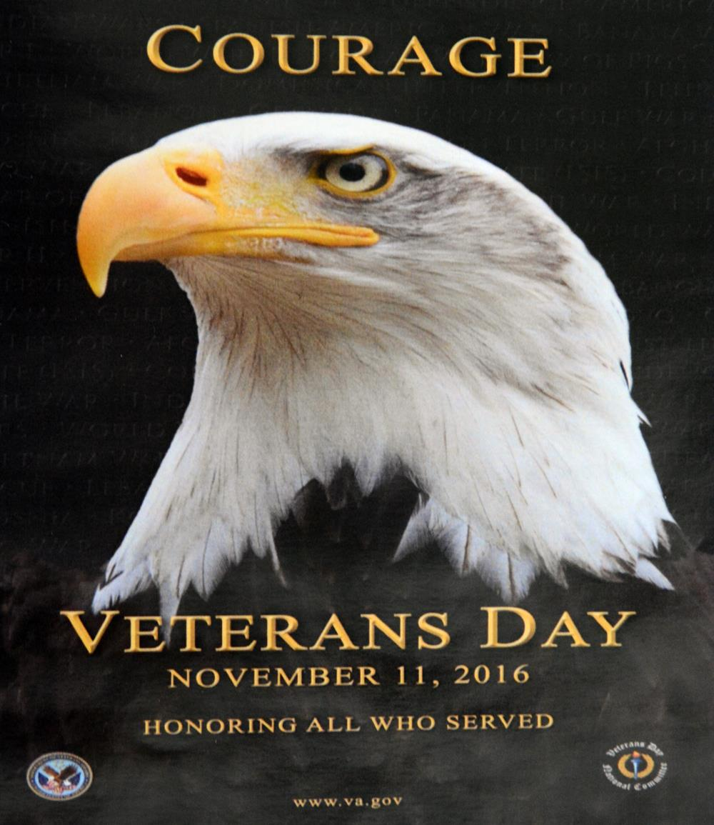 courage of veterans Happy veterans to all of our heroes who served click to see how we honored our troops with a parade in universal studios florida.