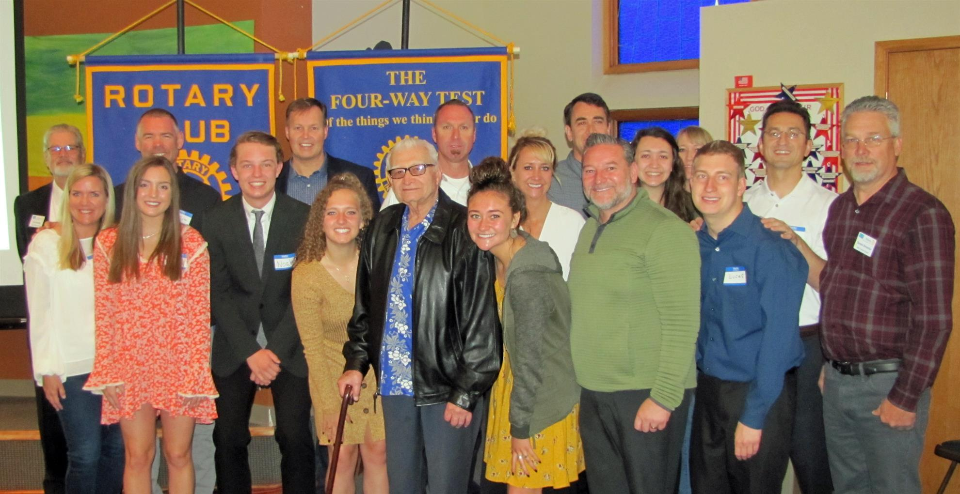 Scholarship Recipients 2019 | Rotary Club of Parker