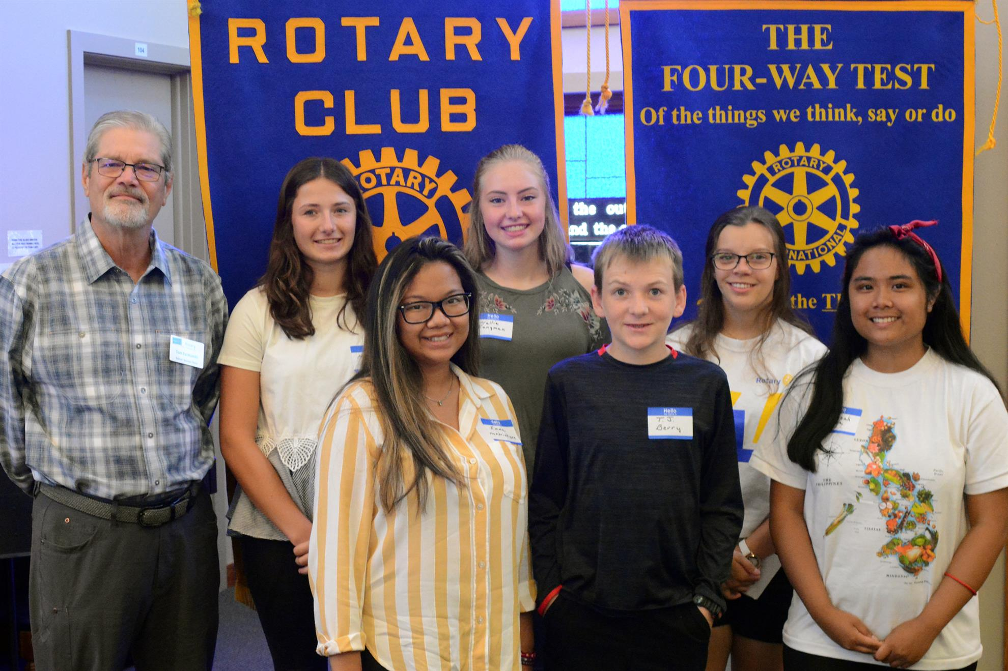 Home Page | Rotary Club of Parker