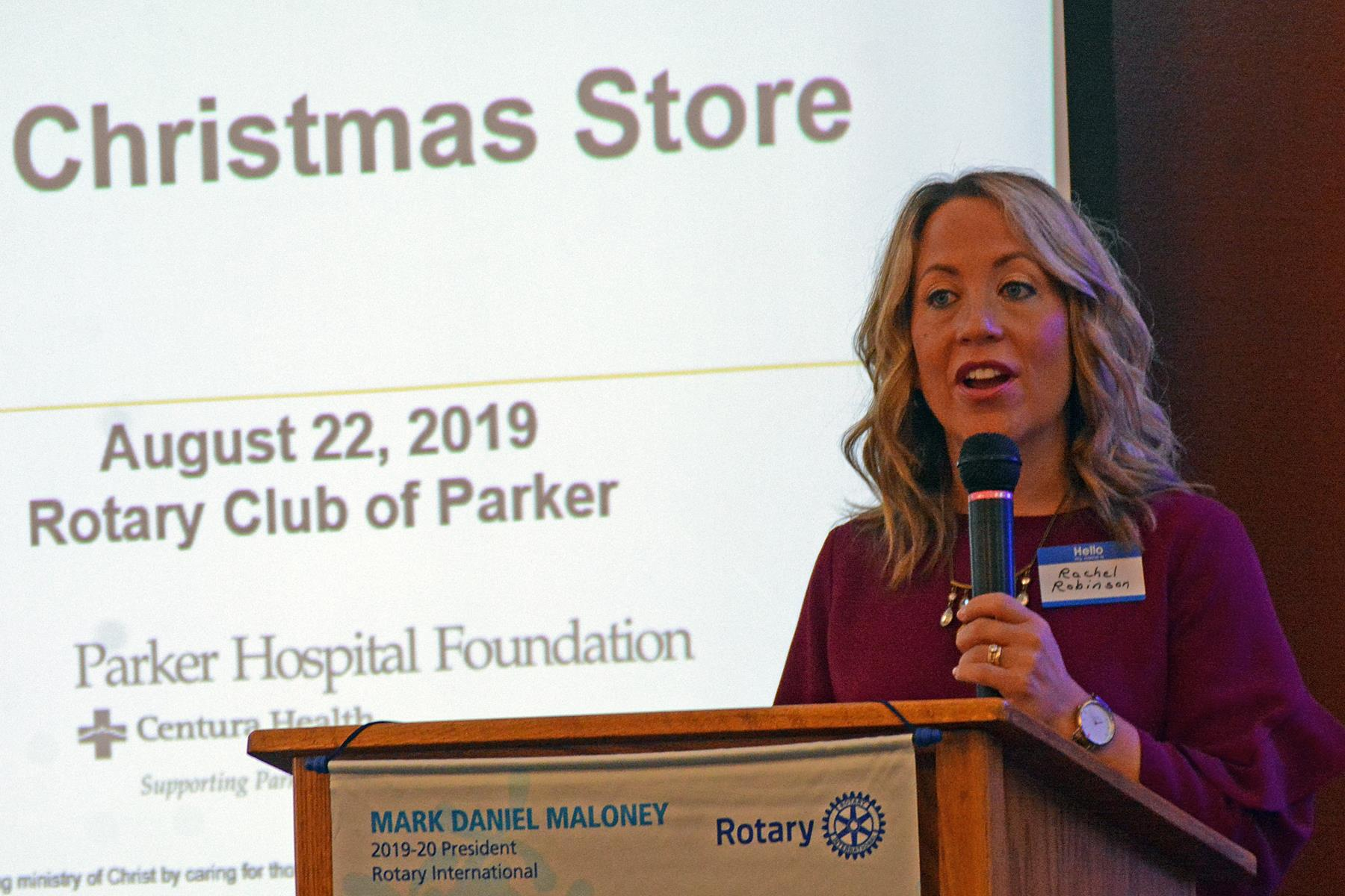 Stories   Rotary Club of Parker