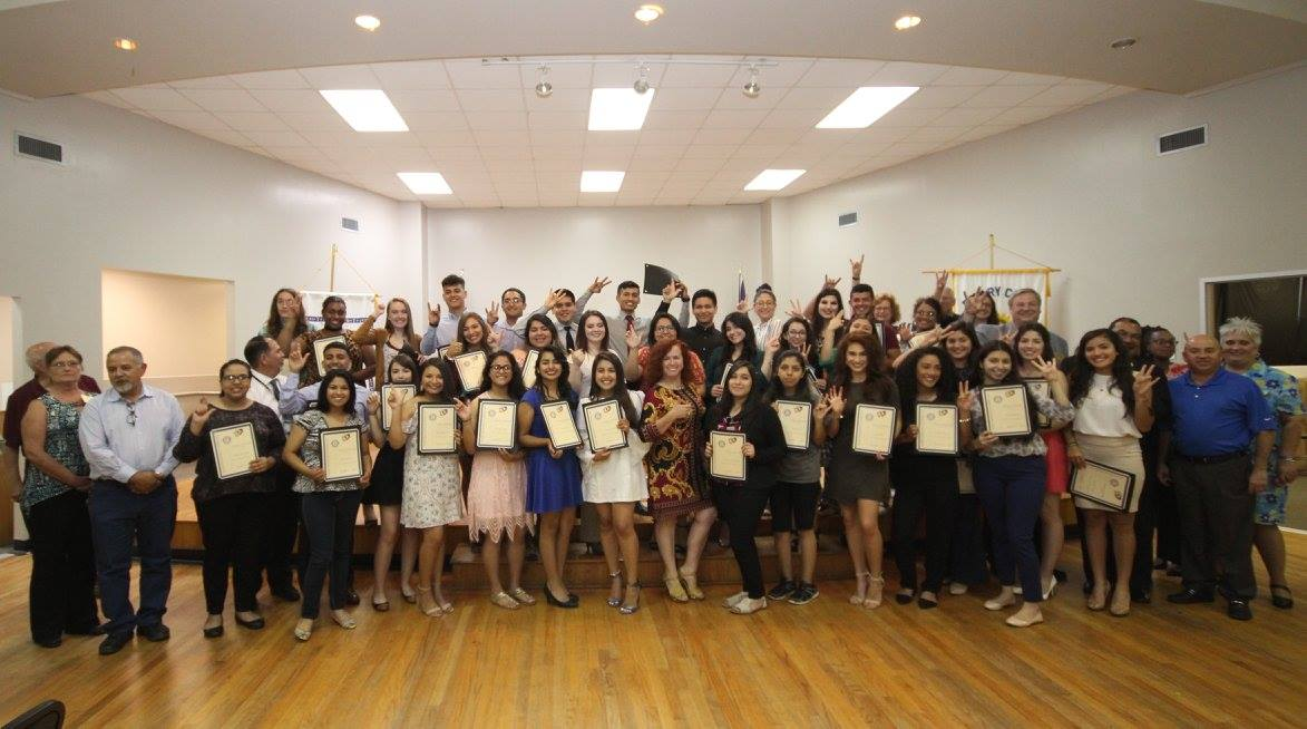 2017 Scholarship Recipients Rotary Club Of Galena Parkjacinto City