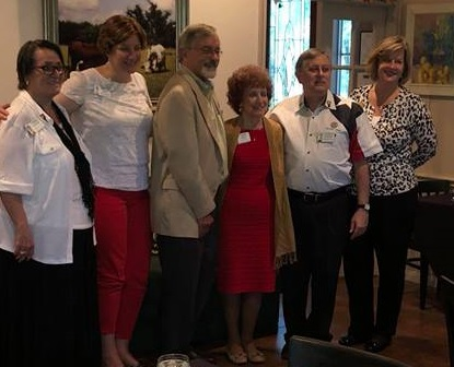 Kingwood Rotary Installs 2018-2019 Club Officers With