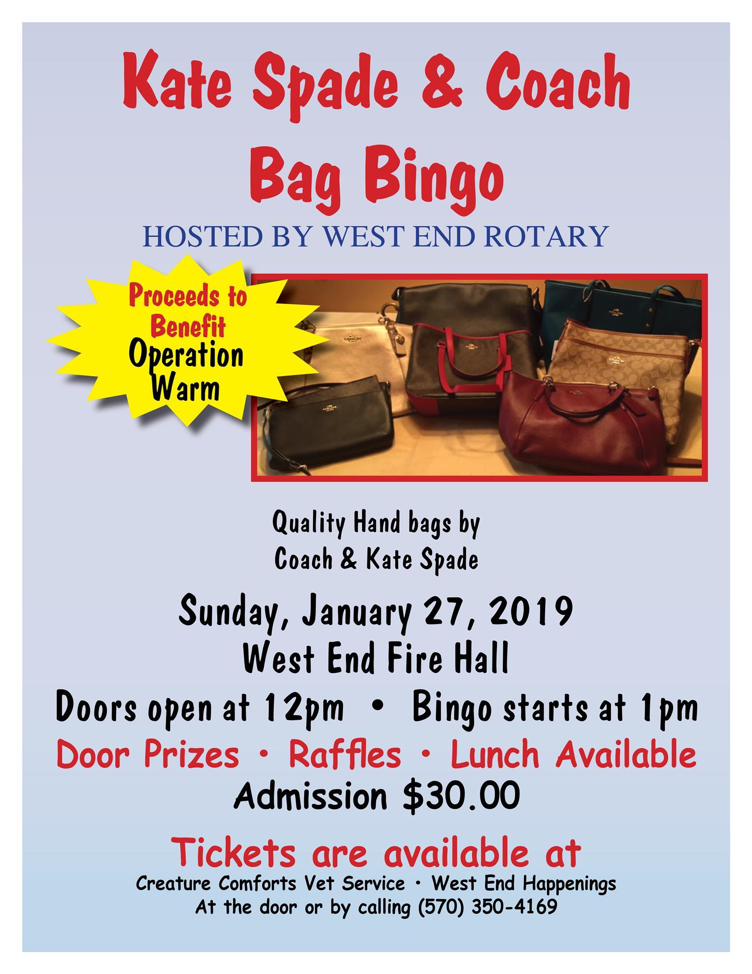 West End Bingo