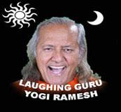 Laughing Yogi
