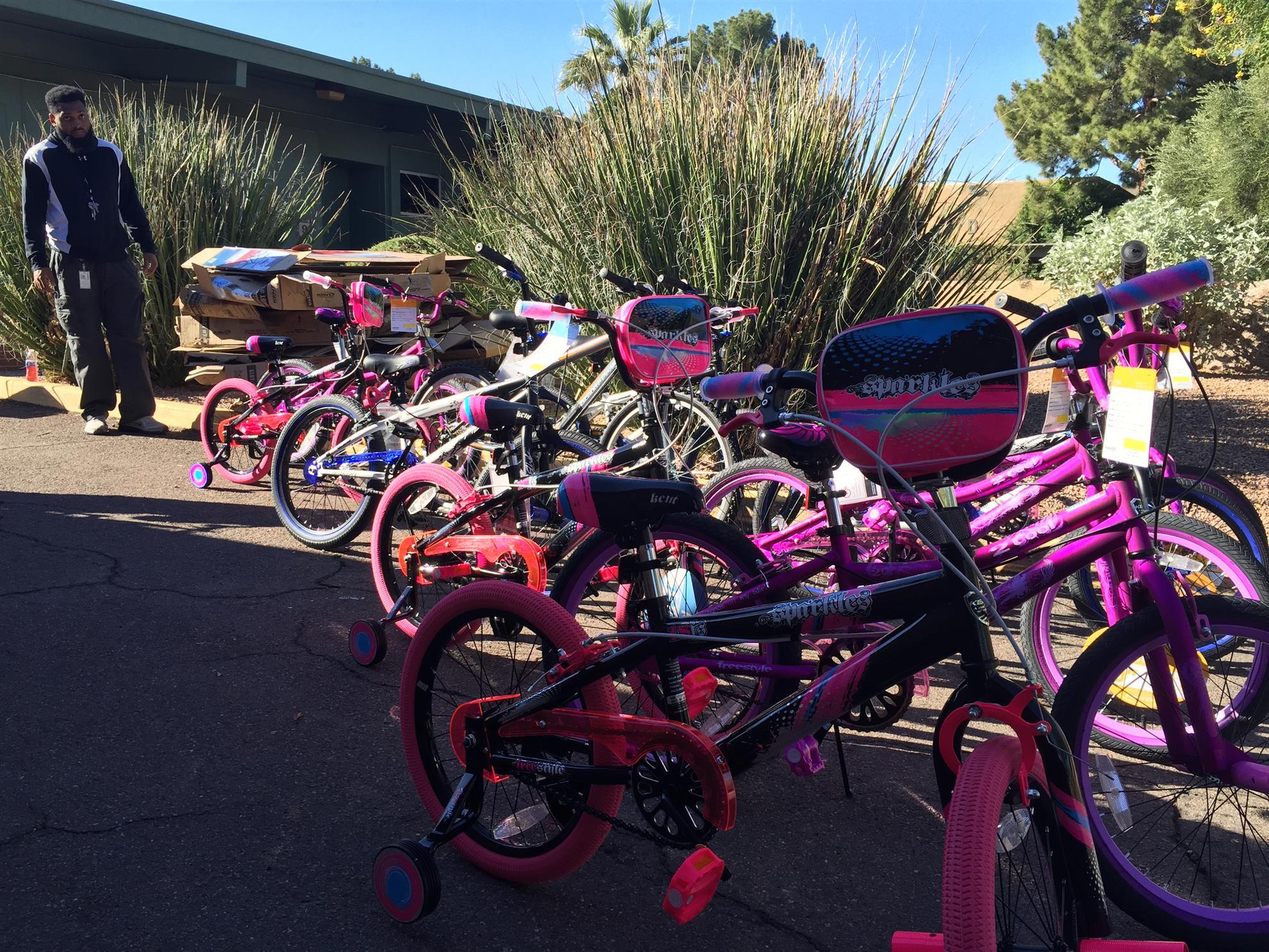 SSRC - Bike Project 2016 | Rotary Club of Scottsdale Sunrise