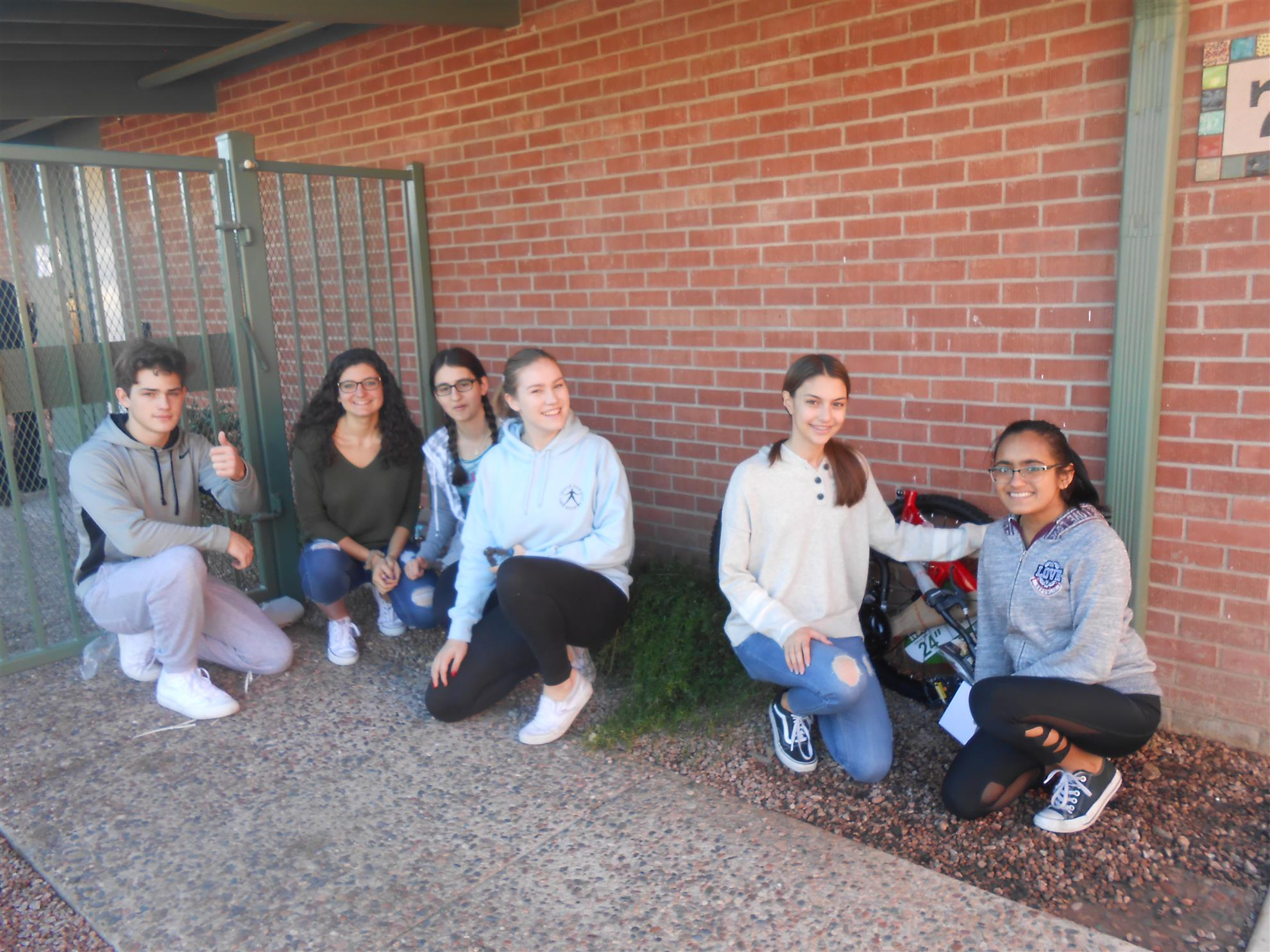 Desert Mountain Interact Club
